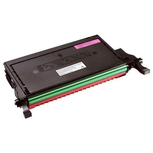 330-3791 Toner Cartridge - Dell Remanufactured (Magenta)