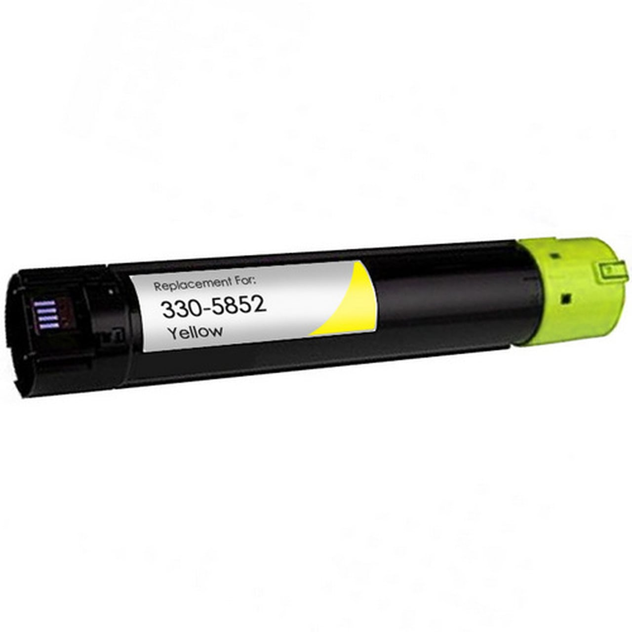 Compatible Dell 330-5852 Yellow Toner Cartridge