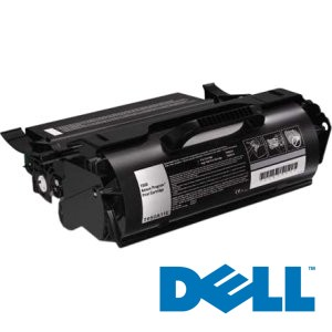 Genuine Dell 330-6989 Black Toner Cartridge