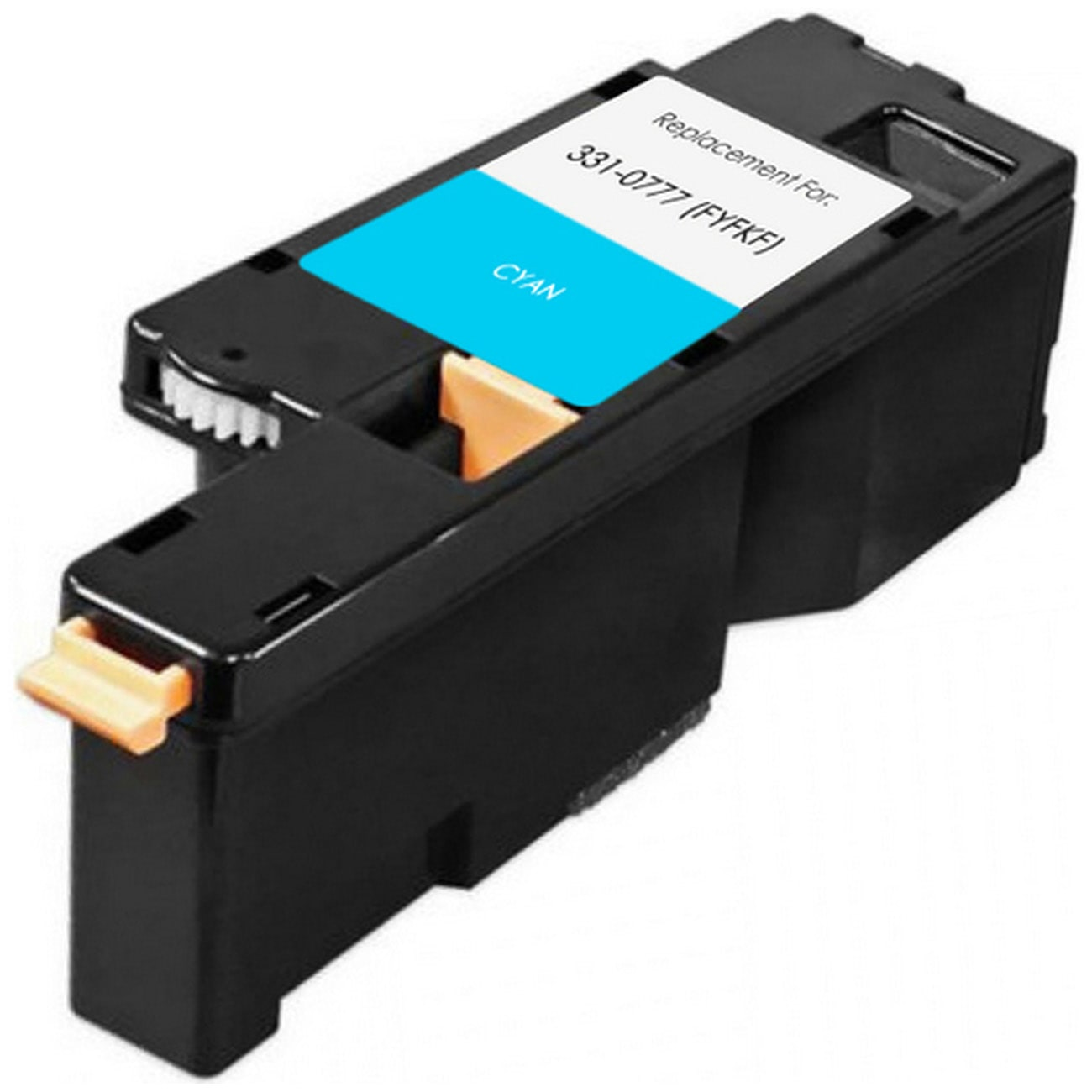 331-0777 Toner Cartridge - Dell Remanufactured (Cyan)