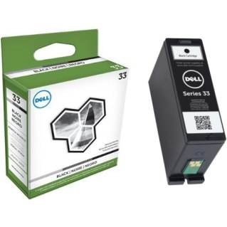 Genuine Dell 331-7377 Black Ink Cartridge