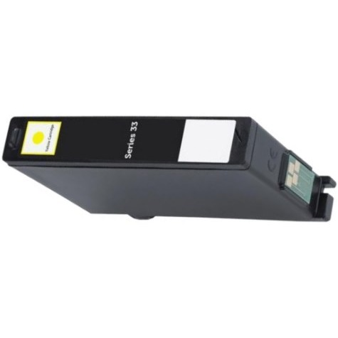331-7380 Ink Cartridge - Dell Compatible (Yellow)