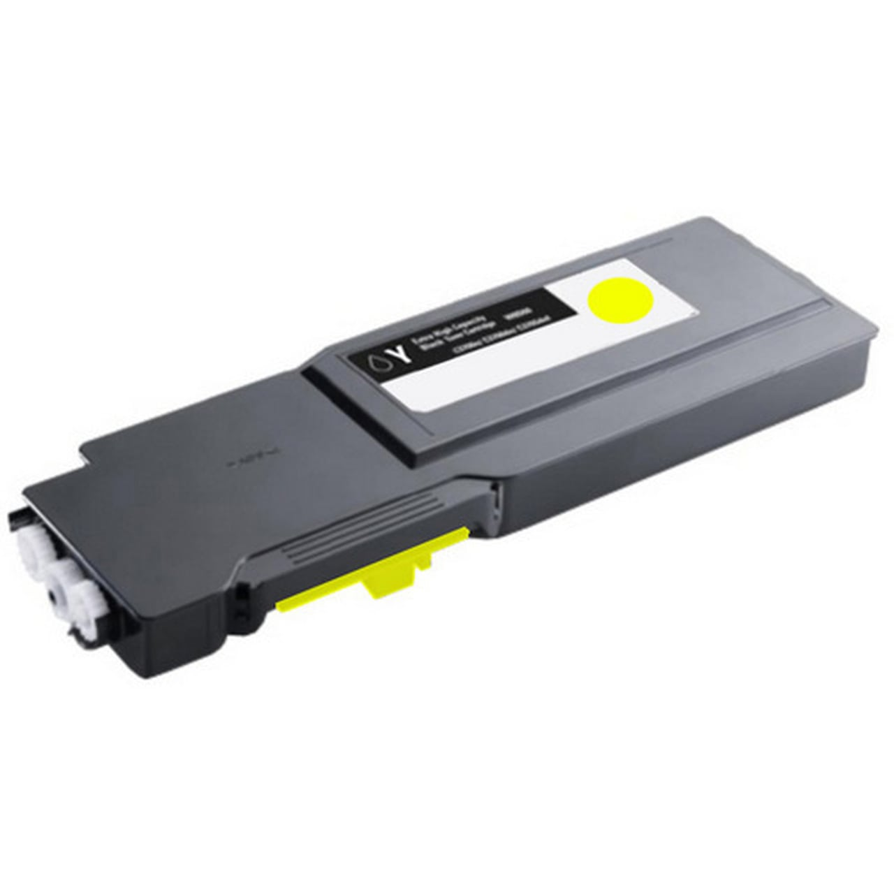 Compatible Dell 331-8430 Yellow Toner Cartridge