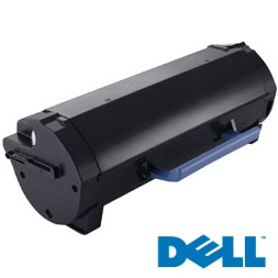 Genuine Dell 331-9807 Black Toner Cartridge