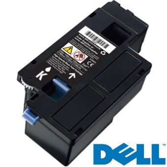 Genuine Dell 332-0399 Black Toner Cartridge