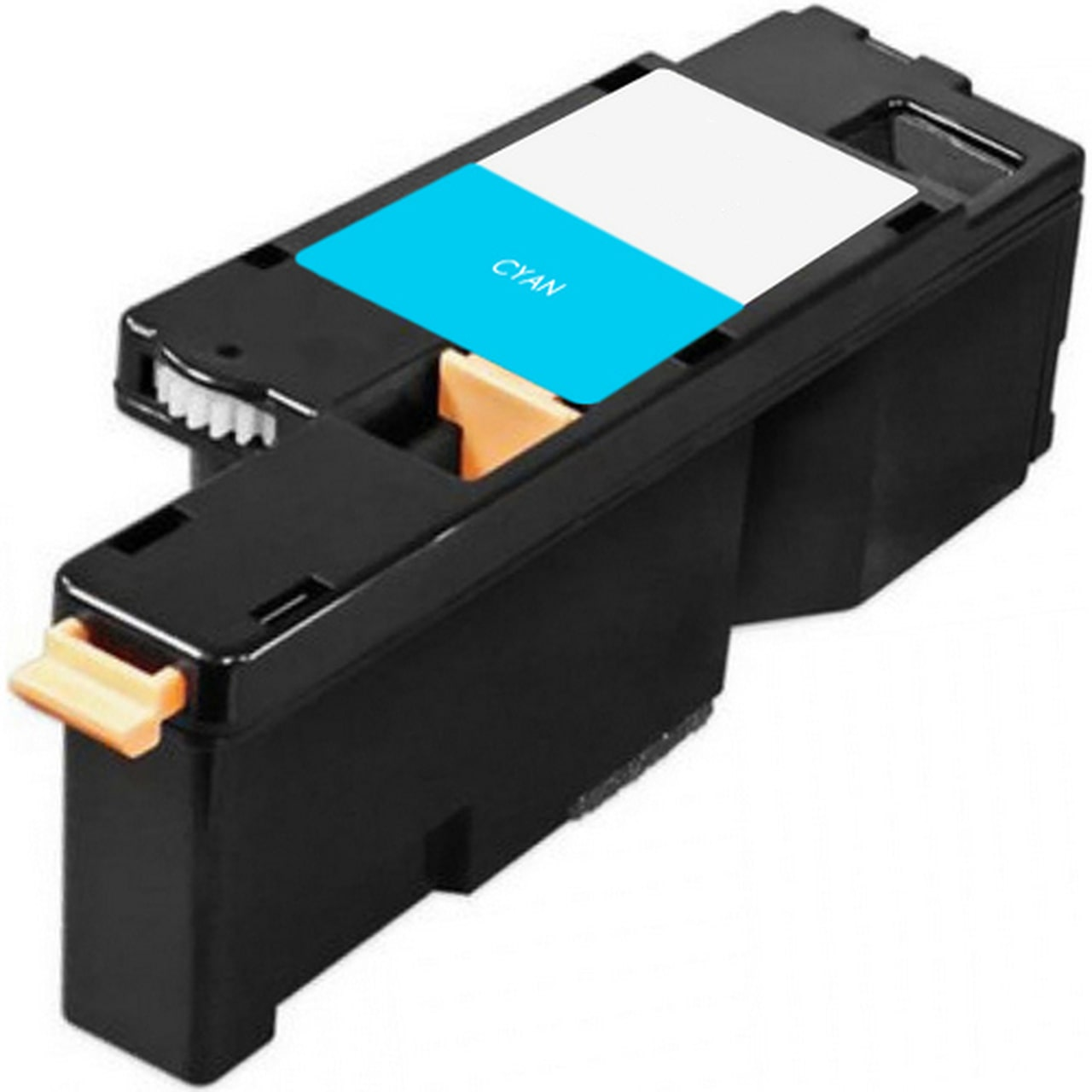 Compatible Dell 332-0400 Cyan Toner Cartridge