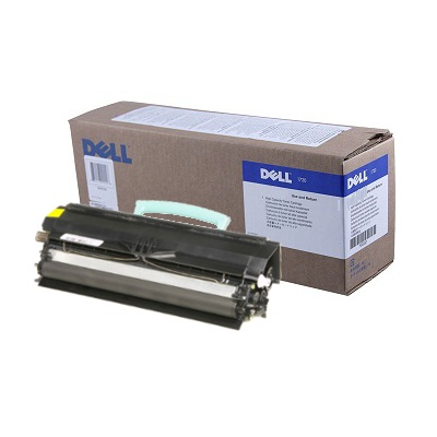 Genuine Dell 593-BBBJ Black Toner Cartridge