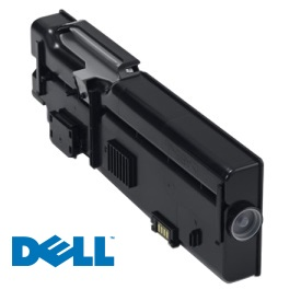 Genuine Dell 593-BBBM Black Toner Cartridge