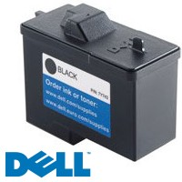 7Y743 Ink Cartridge - Dell Genuine OEM (Black)