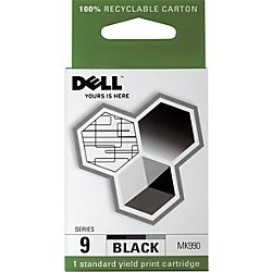 Genuine Dell MK990 Black Ink Cartridge