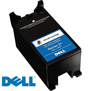 XG8R3 Ink Cartridge - Dell Genuine OEM (Color)