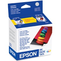 S191089 Ink Cartridge - Epson Genuine OEM (Color)