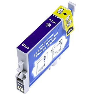 T054920 Ink Cartridge - Epson Remanufactured (Blue)