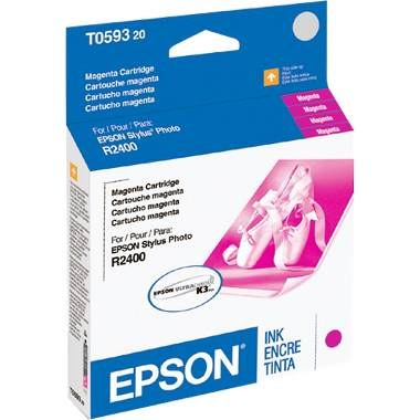 T059320 Ink Cartridge - Epson Genuine OEM (Magenta)