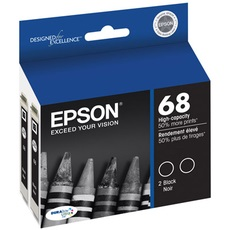 T068120-D2 Ink Cartridge - Epson Genuine OEM (Multipack)