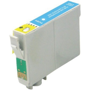 T078520 Ink Cartridge - Epson Remanufactured (Light Cyan)