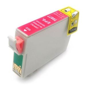 Compatible Epson T087720 Red Ink Cartridge