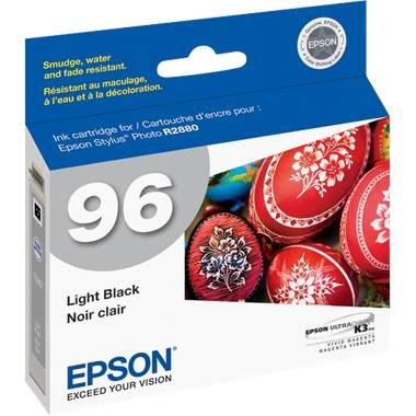 Genuine Epson T096720 Light Black Ink Cartridge