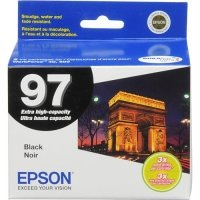 Genuine Epson T097120 Black Ink Cartridge