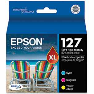 Genuine Epson T127520 Ink Cartridges