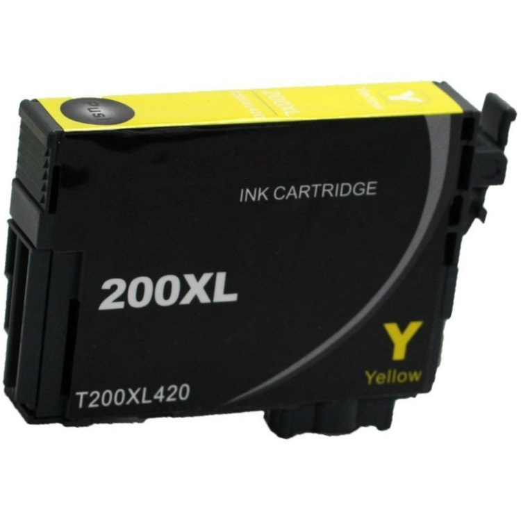 T200420XL Ink Cartridge - Epson Compatible (Yellow)