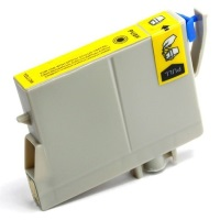 Compatible Epson T252420 Yellow Ink Cartridge