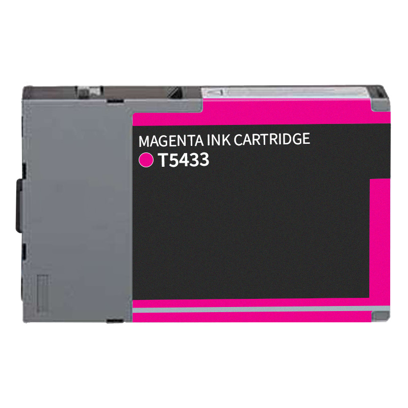 Compatible Epson T543300 Magenta Ink Cartridge