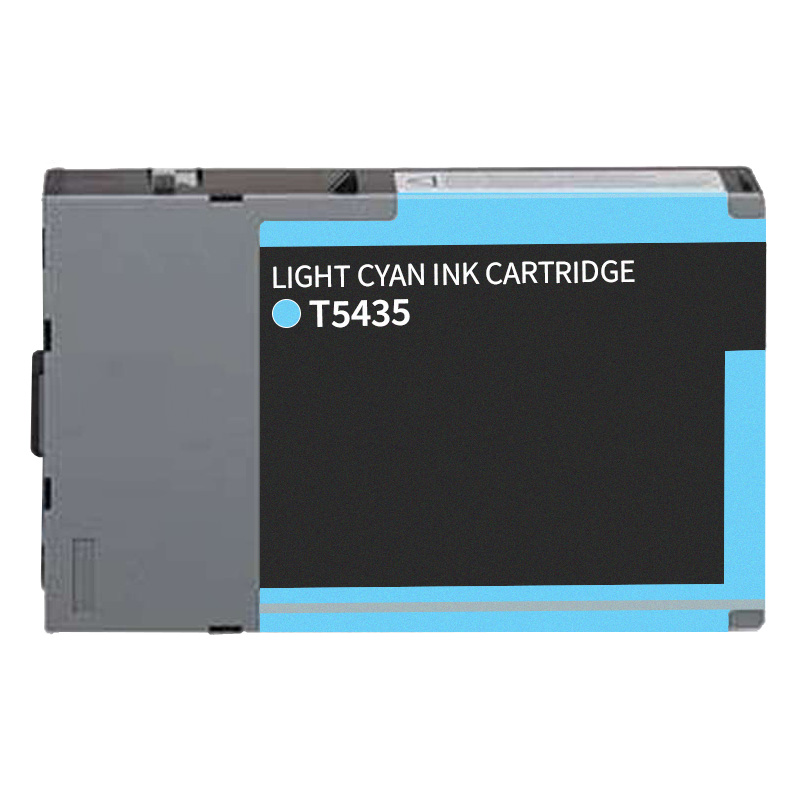 Compatible Epson T543500 Light Cyan Ink Cartridge