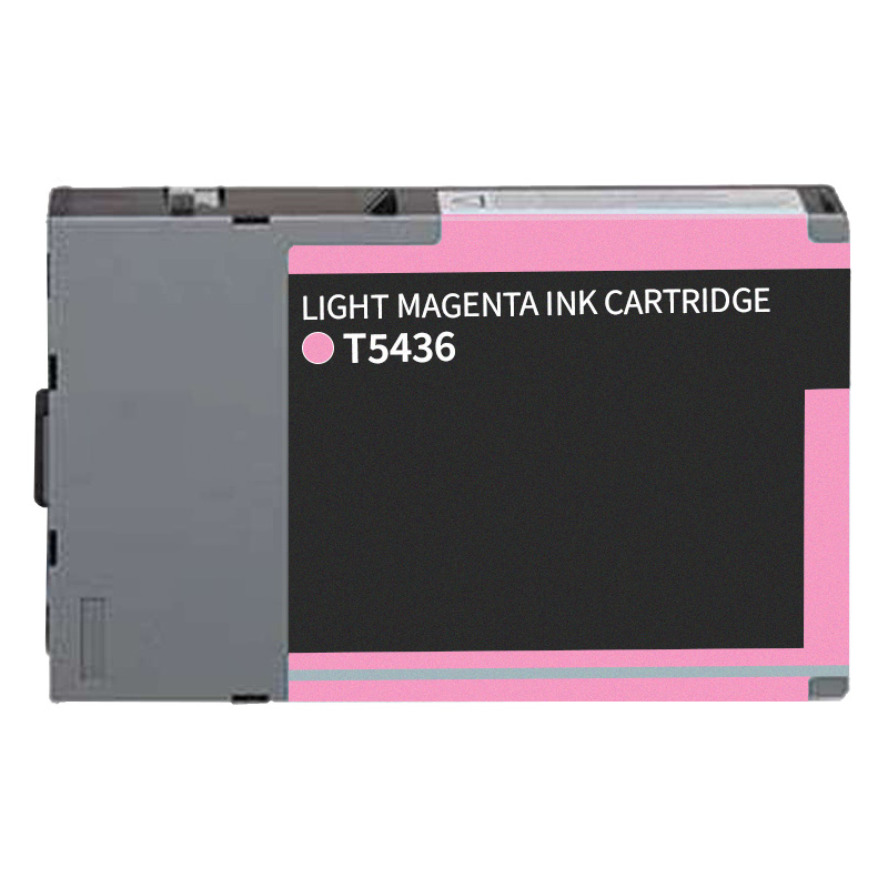 Compatible Epson T543600 Light Magenta Ink Cartridge