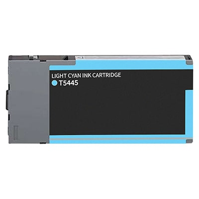 Compatible Epson T544500 Light Cyan Ink Cartridge