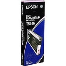 Genuine Epson T544600 Light Magenta Ink Cartridge