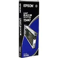 T544700 Ink Cartridge - Epson Genuine OEM (Light Black)