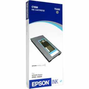 Genuine Epson T549200 Cyan Ink Cartridge