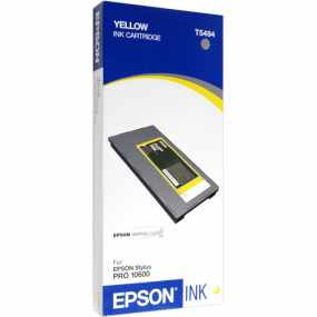 Genuine Epson T549400 Yellow Ink Cartridge