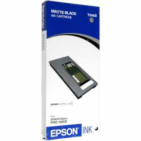 Genuine Epson T549800 Matte Black Ink Cartridge