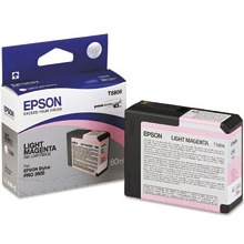 Genuine Epson T580600 Light Magenta Ink Cartridge