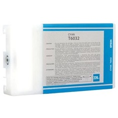 T603200 Ink Cartridge - Epson Remanufactured (Cyan)
