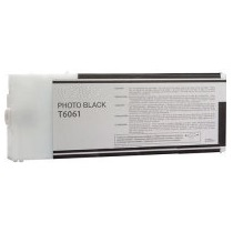 T606100 Ink Cartridge - Epson Remanufactured (Photo Black)