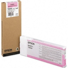 T606300 Ink Cartridge - Epson Genuine OEM (Vivid Magenta)