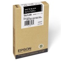 T612800 Ink Cartridge - Epson Genuine OEM (Matte Black)