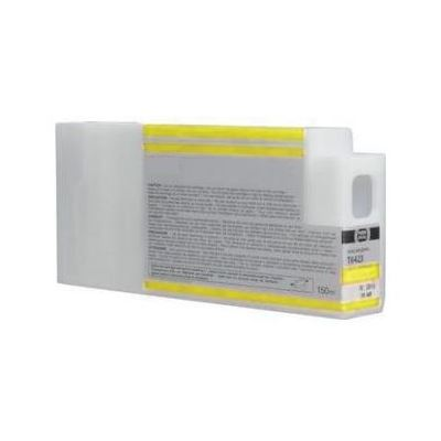 Compatible Epson T624400 Yellow Ink Cartridge