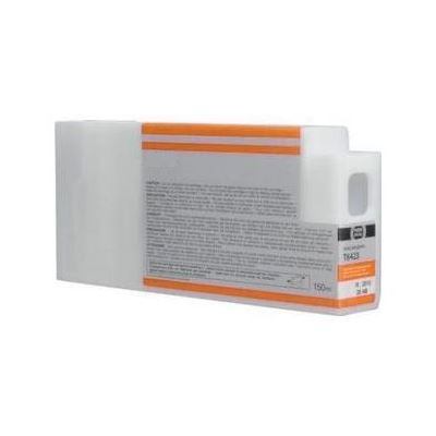 T624800 Ink Cartridge - Epson Compatible (Orange)