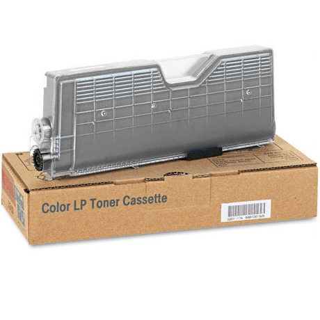 Gestetner 402552 Toner Cartridge - Gestetner Genuine OEM (Black)