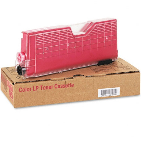 Genuine Gestetner 402554 Magenta Toner Cartridge