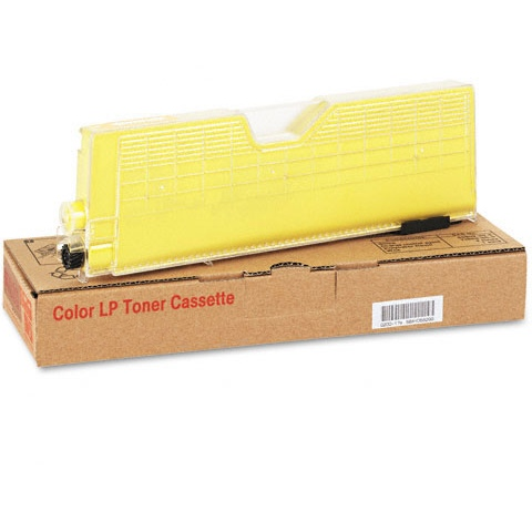Genuine Gestetner 402555 Yellow Toner Cartridge