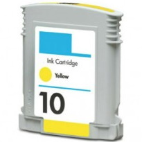 Compatible HP 10 Yellow Ink Cartridge