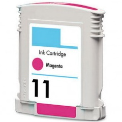 Compatible HP 11 Magenta Ink Cartridge