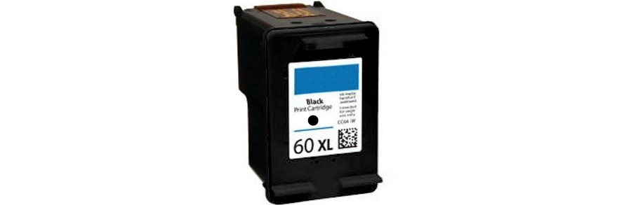 HP 60XL Black Remanufactured