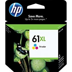 Genuine HP 61XL Tricolor Ink Cartridge