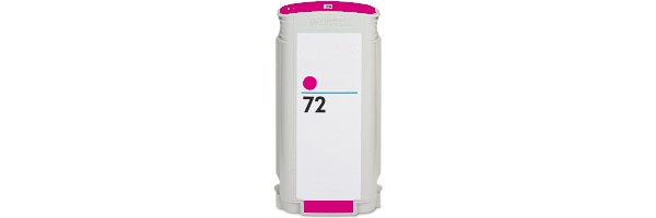 HP 72 Magenta Remanufactured